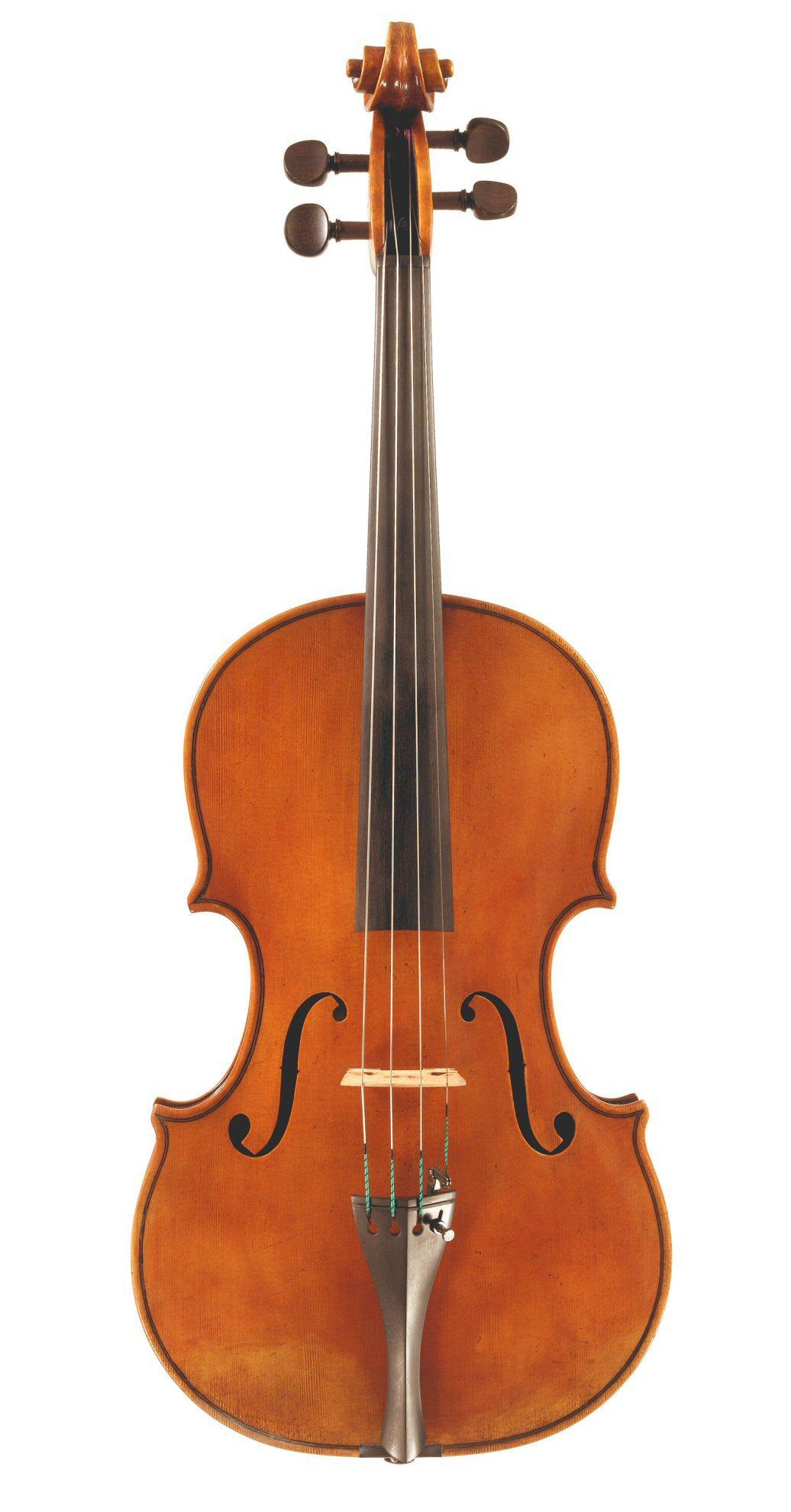 Viola 2010 after Guadagnini Milan 1757